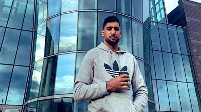 Amir Khan wishes strength and early recovery for British PM