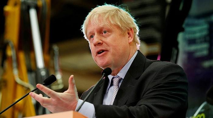 Fact check: No, British PM Boris Johnson has not passed away due to COVID-19
