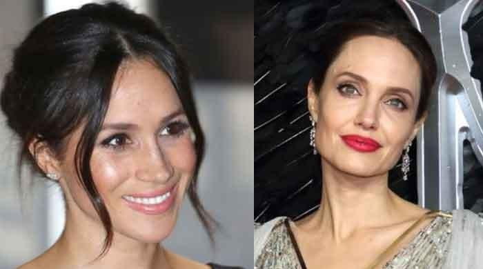 Meghan Markle reportedly seeks Angelina Jolie's help to achieve her Hollywood dreams