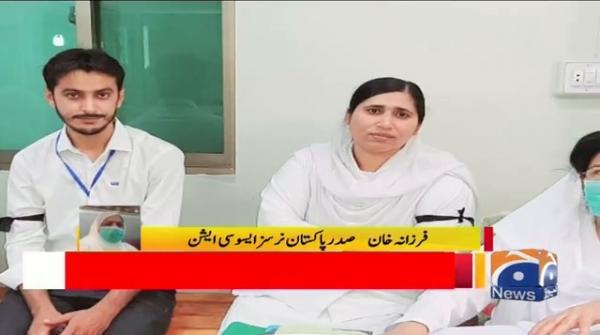Mulk Bhar Main Ab Tak Kai Doctors Aur Nurses Coronavirus Ka Nishana Ban Chuki Hain
