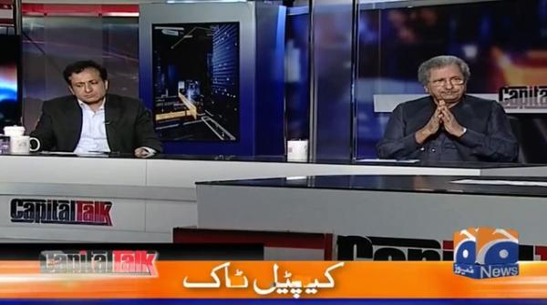 Capital Talk | Hamid Mir |  7th April 2020