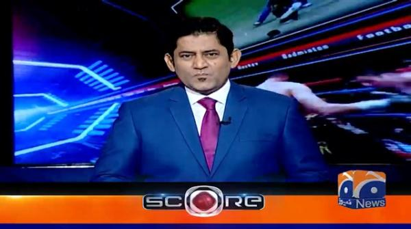 Score | Yahya Hussaini | 7th April 2020
