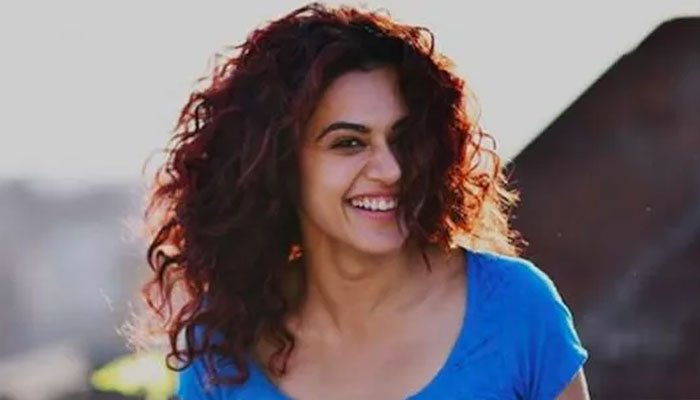 Taapsee Pannu opens up on her thoughts on 'enraged trolls'