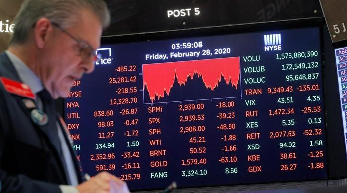 Experts warn COVID-19 could trigger deepest global recession in generations