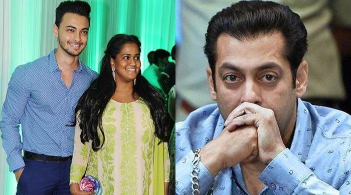 Salman Khan reacted like THIS to sister Arpita Khan, Aayush Sharma relationship news
