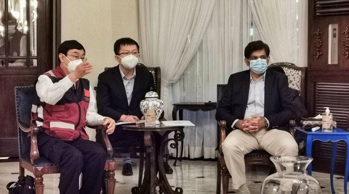 Chinese coronavirus experts ask Sindh to increase testing capacity