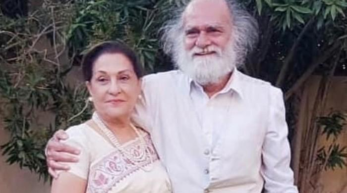 Veteran actors Samina Ahmed and Manzar Sehbai tie the knot