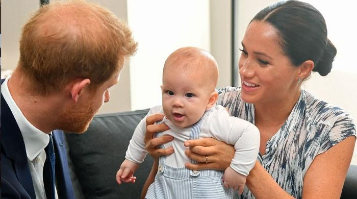 Prince Harry, Meghan move up Archie's birthday plans amid COVID-19