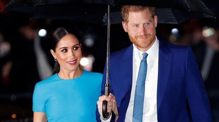 Prince Harry, Meghan Markle's website attacked by trolls as it redirects to 'Gold Digger'