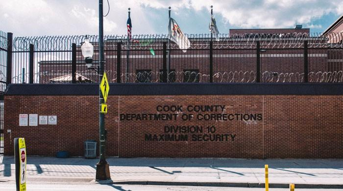 450 tests positive for coronavirus at Chicago's largest jail