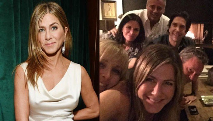 Photo of Jennifer Aniston's 'Friends' reunion officially delayed | Geo News