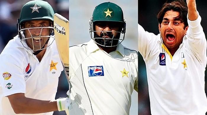 Pakistan's best-ever Test XI - statistically speaking