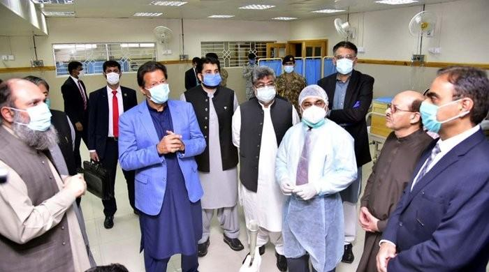 Doctors in Balochistan are being forced to buy their own protective gear to guard against coronavirus
