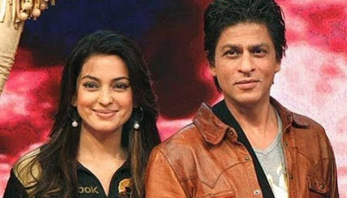 Juhi Chawla drew parallels between Shah Rukh Khan and Aamir Khan