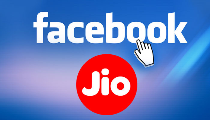 Facebook invests $5.7 billion for a 9.99% stake in Reliance Jio