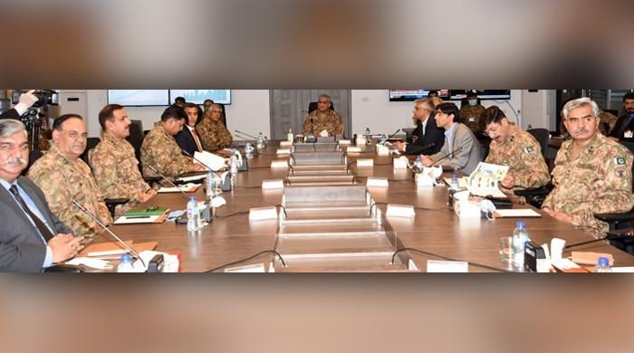 Army chief lauds NCOC's efforts in forming response to coronavirus despite challenges: ISPR