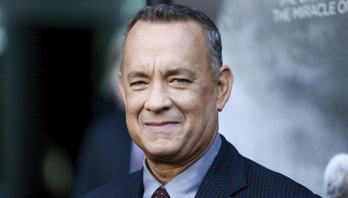Tom Hanks thanks Australian boy named Corona