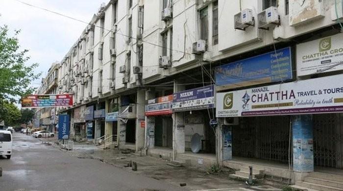 Karachi traders sent on 14-day judicial remand for violating lockdown orders
