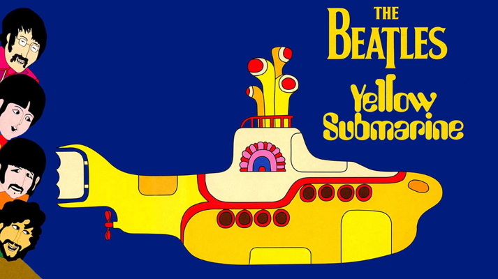 The Beatles' 'Yellow Submarine' coming to YouTube for streaming event