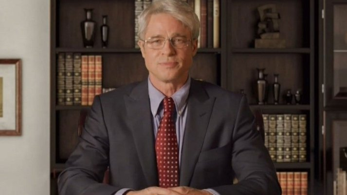 Brad Pitt turns Dr Fauci in new SNL At Home episode