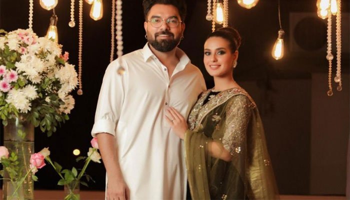 Yasir Hussain, Iqra Aziz are not planning to have kids any time soon