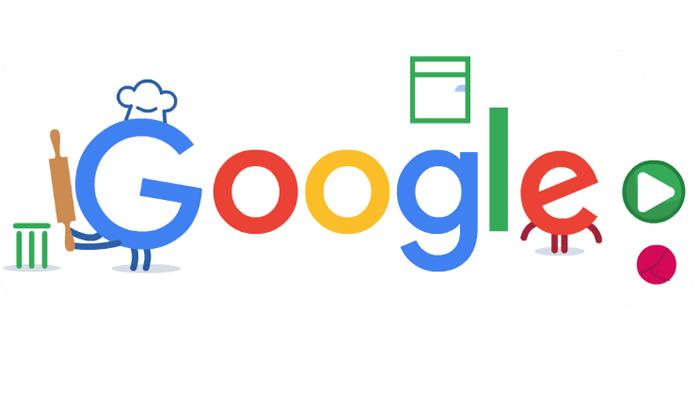 Google dedicate doodles to popular game series