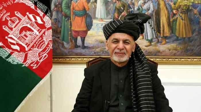 Blog: Coronavirus becomes a lease of life for Afghan president