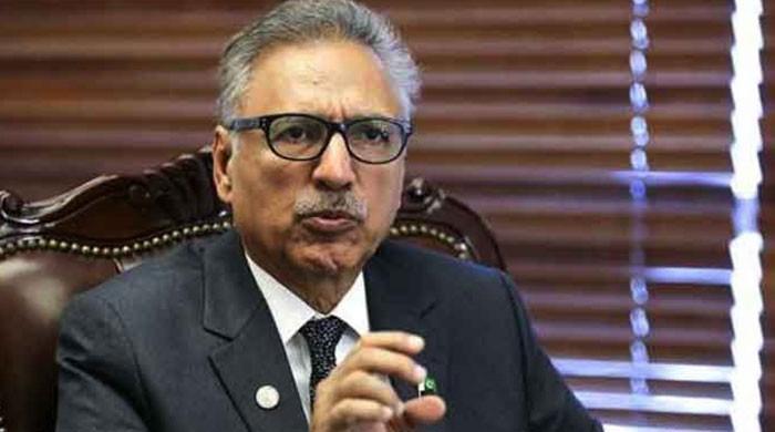 Doctors ask President Alvi for help as risks from coronavirus increase