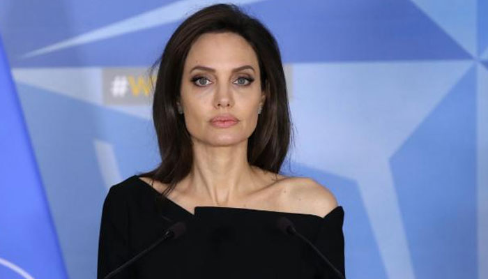 Angelina Jolie appeals Congress to include more families under food assistance program