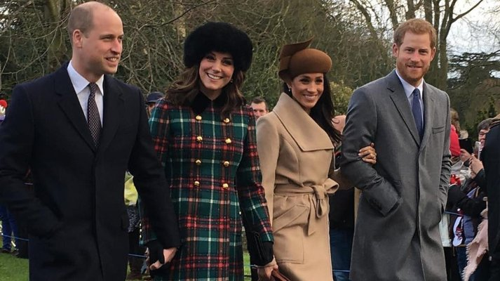 Meghan reads 'Duck Rabbit' to Archie and it's simply adorable