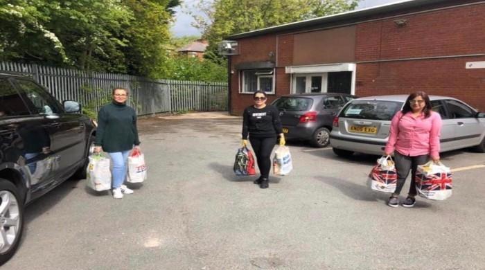 British-Pakistani women in Manchester help needy during COVID-19 lockdown