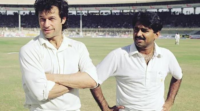 Mushtaq Ahmed opts for Imran Khan, Javed Miandad as captain, vice-captain pair