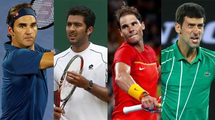 Federer, Nadal, Djokovic and Sania Mirza join Pakistan's Aisam-ul-Haq in coronavirus relief efforts