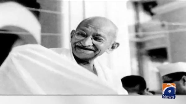 Gandhi's audio clip over Kashmir
