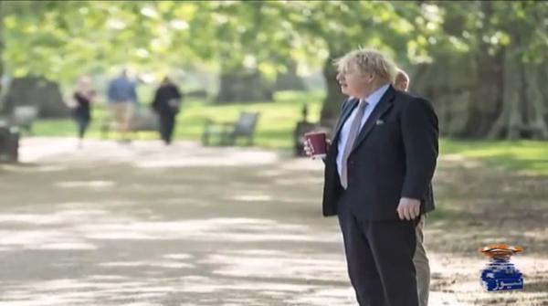 British citizen criticises PM Johnson
