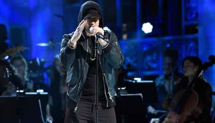 an image Eminem