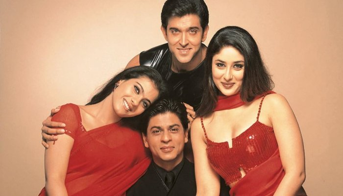 Tensions between Shah Rukh Khan and Hrithik Roshan on K3G set: blast from  the past