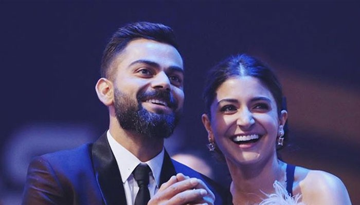 Anushka Sharma shares a hilarious video of husband Virat Kohli - Geo News
