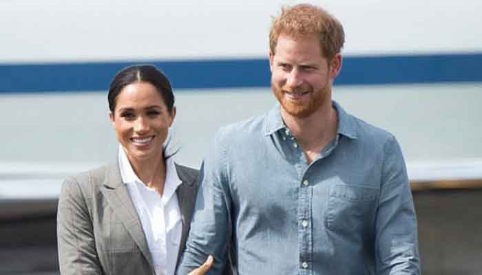 Meghan Markle and Prince Harrys royal life in pictures