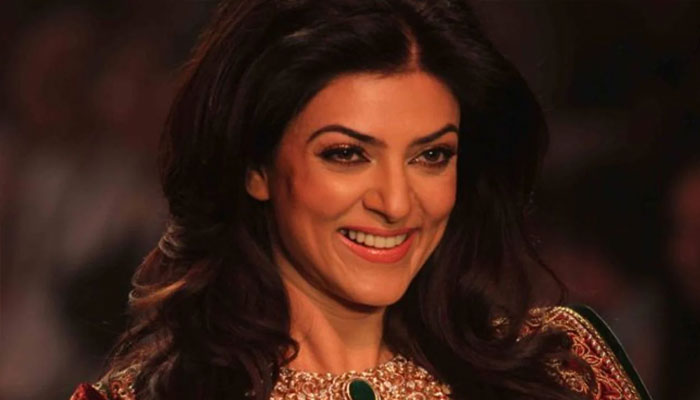 Sushmita Sen uploads video on anniversary of Miss Universe win