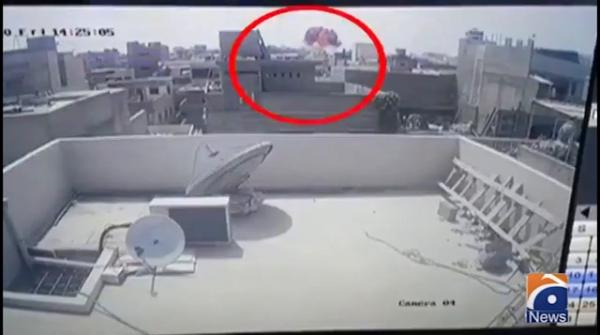 Video from moments before PIA plane crash surfaces/released
