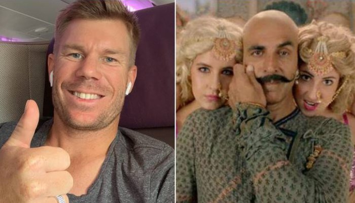 David Warner bakes a cake with daughters in new TikTok video