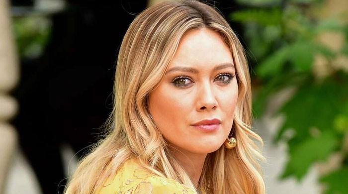 Hilary Duff responds to human trafficking allegations: This is actually disgusting - Geo News