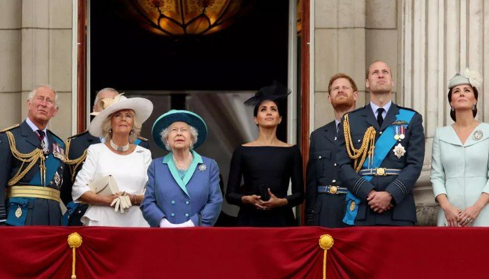 British royal familys future to drastically change after pandemic, says royal expert - Geo News