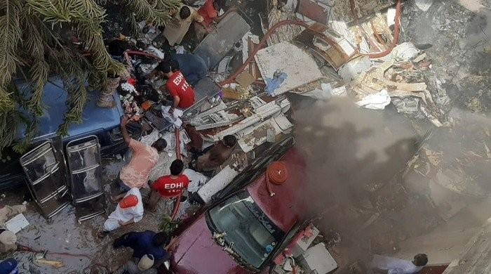 Sindh prohibits PFSA from taking DNA samples from PIA plane crash victims