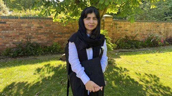 Malala preparing for Oxford examinations