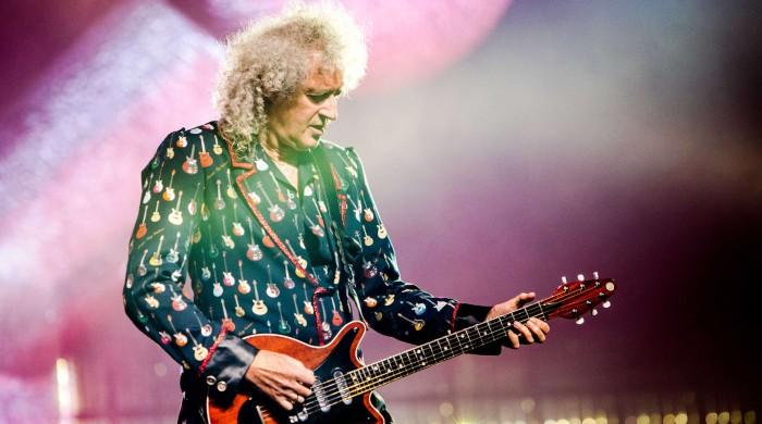 Queen's Brian May details 'near death' experience after heart attack