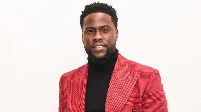 Kevin Hart hid the pain from brutal car crash in front of hospital staff