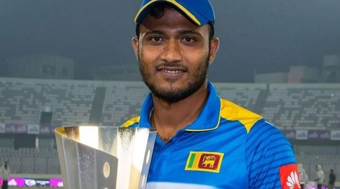 Sri Lankan cricketer suspended from playing after heroin arrest