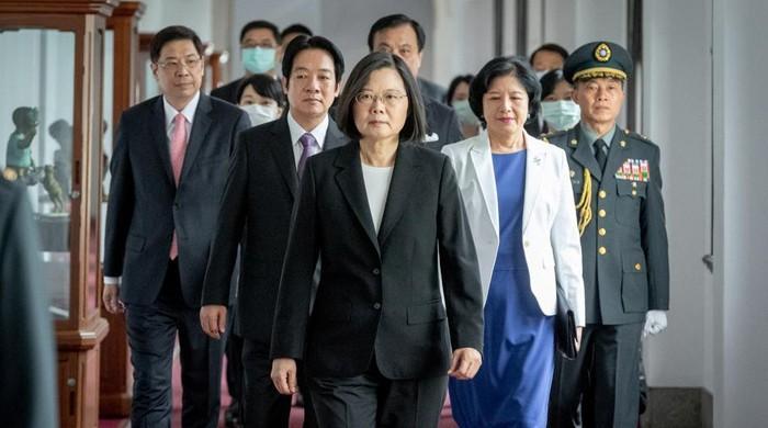 Taiwan's President pledges humanitarian 'action plan' for Hong Kongers